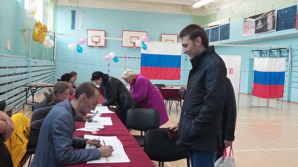 ВНАО единоросс одержал победу выборы, набрав один голос