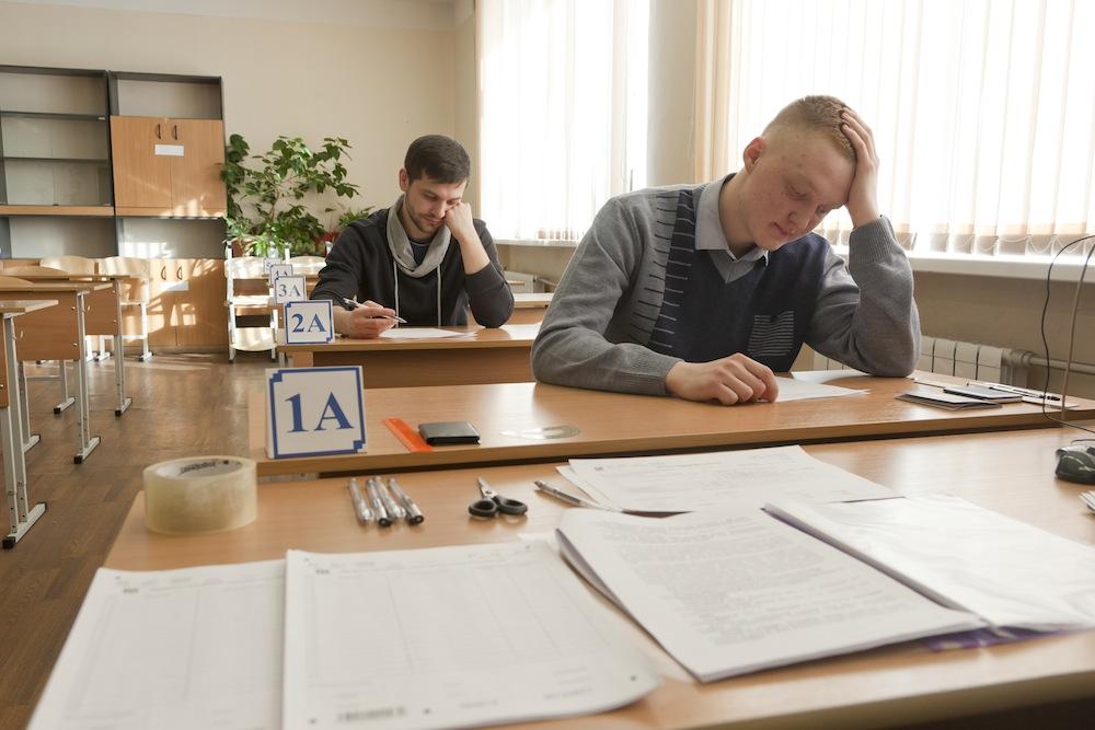 Пензенцы преждевременно сдают ЕГЭ порусскому языку