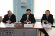 Мусавир Файзулин, Александр Неустроев, Игорь Домрачев (слева направо)