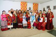 Дружный коллектив ЭКЦ НАО бережно хранит культуру ненецкого, коми и славянских народов