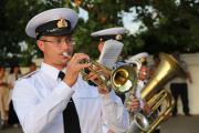 Парад оркестров в День России