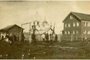 Пустозерская Преображенская церковь, 1910 год