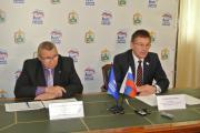 Сергей Коткин (справа): «Единая Россия» доказала, что пользуется поддержкой людей