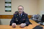 Заместитель начальника полиции УМВД России по НАО Владимир Макеев