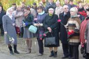 Друзья, коллеги и родные пришли почтить память Леонида Ивановича Саблина