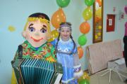 Маленькие таланты съехались в Тельвиску