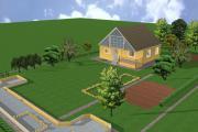 Покупка земли увеличивает и цену последующей продажи всего владения