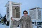 Здесь находится самый точный термометр НАО