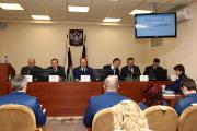 В заседании коллегии приняли участие и руководители округа