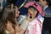 Маленькие именинники стали мушкетерами и принцессой
