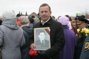 Анатолий Мяндин – участник акции «Бессмертный полк»