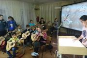 «Мультконцерт» в Ненецкой санаторной школе-интернате