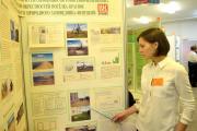 Финансовая поддержка округа и Компании «Лукойл» дала возможность Полине Ледковой  из Красного участвовать в научно-исследовательских конкурсах России и Европы