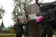 Игорь Чумаков вернулся к работе над  своим же творением