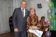 Дарья Кустышева – гостеприимная хозяйка