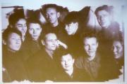 Редакция «НВ», 1934 год. В центре – Иван Меньшиков