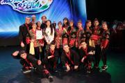 Коллектив Show time выиграл Гран-при за лучшую хореографию