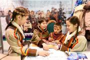 Дети – главные участники фестиваля «Кочевье Севера»