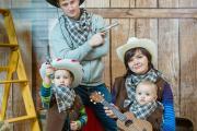 Семья Уваровых – одна из  победителей фотоконкурса