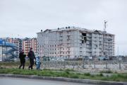 Цель проекта – переселить горожан из ветхого жилья вот в такие дома, как на Авиаторов