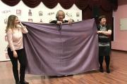 Юморист Игорь Христенко завоевал сердца северянок  / Фото автора