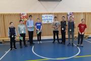 Победители и призёры конкурса «А ну-ка, мальчики!» / Фото автора
