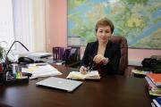 Председатель горсовета Ольга Петунина / Фото Екатерины Новиковой