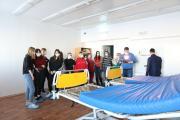 Городские школьники побывали на экскурсии в Ненецкой окружной больнице / Фото Екатерины Шутяк