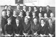 Викуловский Н. А. (третий слева в 1-м ряду) с коллективом / Фото предоставлено автором