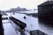 Самое большое наводнение в Нарьян-Маре. 1952 год / Фото П. Ф. Бурдуева
