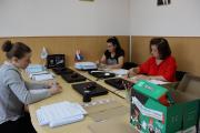 В избирательной комиссии НАО наступила горячая пред-выборная пора / Фото предоставлено избиркомом