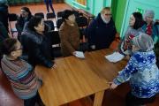 На встрече обсудили проекты по благоустройству муниципалитета / Фото автора