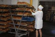 Продукция местного хлебозавода / Фото Юлии Горбонос