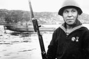 Кисляков Василий Павлович – герой Советского Союза / Фото предоставлено автором