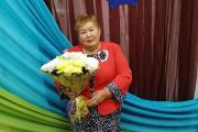 Надежда Бобрикова 30 лет работает методистом в Доме культуры села Ома  / Фото из семейного архива Н. А. Бобриковой
