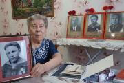 Любовь Матвеевна Хозяинова / Фото автора