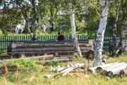 В Оме сегодня живут потомки старообрядцев и кочевников / Фото Антона Тайбарея