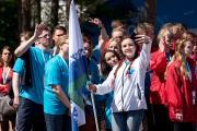 Молодёжь НАО каждый год представляет регион на разных площадках / Фото Антона Тайбарея