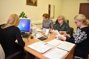 Лариса Свиридова: процесс распределения путёвок стал более открытым и прозрачным / Фото пресс-службы аппарата Уполномоченных