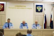 Алексей Захаров представил нового прокурора НАО / Фото автора