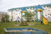 Игровые конструкции установят до 20 июля / Фото Алексея Орлова