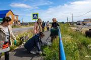 Первый этап реализации проекта «Зелёное счастье»  стартовал два года назад /  Фото adm-nmar.ru