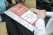 Дипломы вручили самым достойным / Фото Алексея Орлова