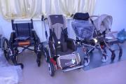 Новые коляски сделают жизнь ребят более комфортной / Фото автора