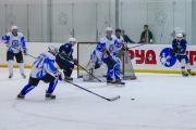 Хоккей – игра динамичная и зрелищная. Игроки отличаются ловкостью и быстрой реакцией / Фото Игоря Ибраева