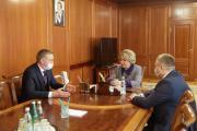 Серьёзный разговор в Совете Федерации РФ / Фото из открытых источников