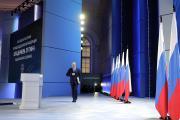 Владимир Путин, 20 апреля 2021 года. Центральный выставочный зал «Манеж» / Фото kremlin.ru