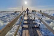 В Поморье на подходе ледоход / Фото из открытых источников