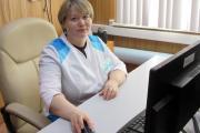 Доктор Ирина Харитонова многое знает о туберкулёзе / Фото ГБУЗ НАО «Окртубдиспансер»