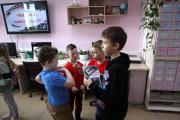 Юные книголюбы / Фото Александры Чудиновой